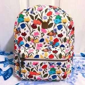 NWT 🌿 Pokemon Floral Sleeping Pokemon Backpack